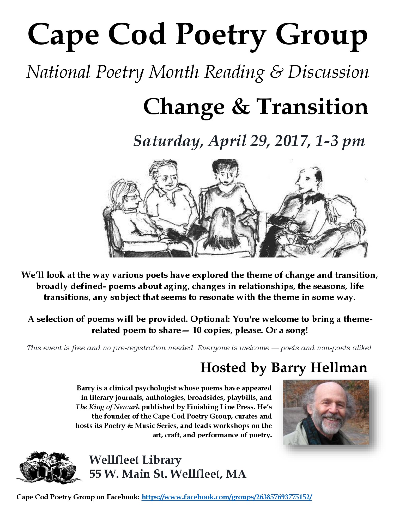 massachusetts statewide poetry calendar full schedule change and transition poster ccpg wellfleet library 29 2017 jpg
